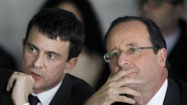 France's Hollande names new government
