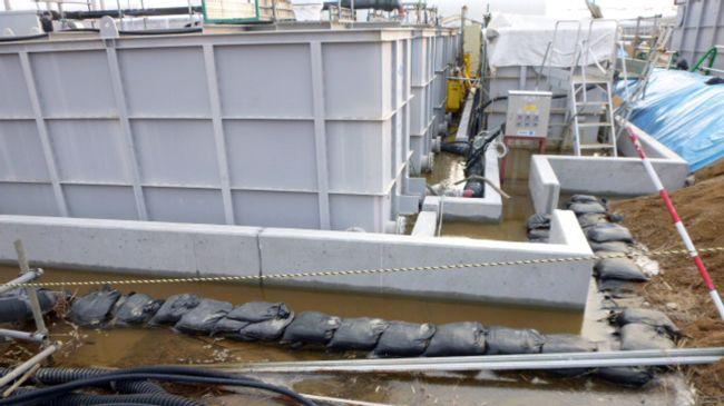 Photo of Fukushima radioactive water issue 'embarrassing'