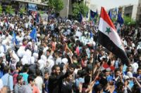 Golan marks Syria Independence