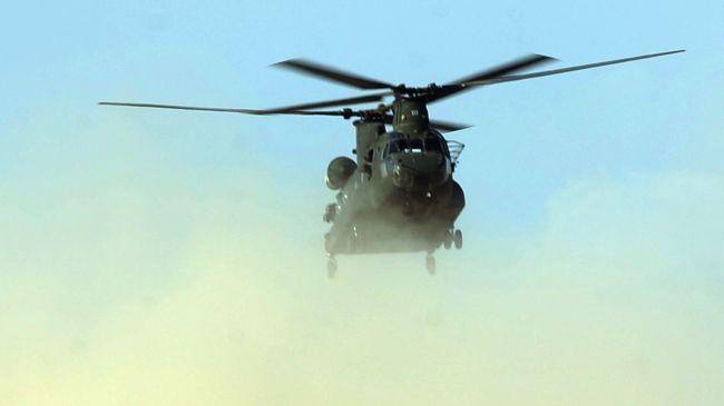Photo of Five Invader UK Trooper Killed in Afghanistan Helicopter Crash