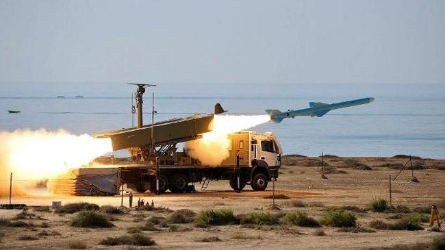 IRGC equips vessels with anti-ship missiles
