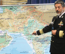 Photo of Iran Announces It Will Stage Massive Joint Drills, 'Velayat 93'