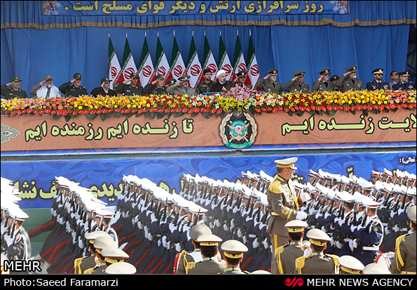 Photo of Photos- Islamic Republic of Iran army forces stage nationwide parades