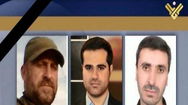 Iran condemns killing of al-Manar staff in Syria