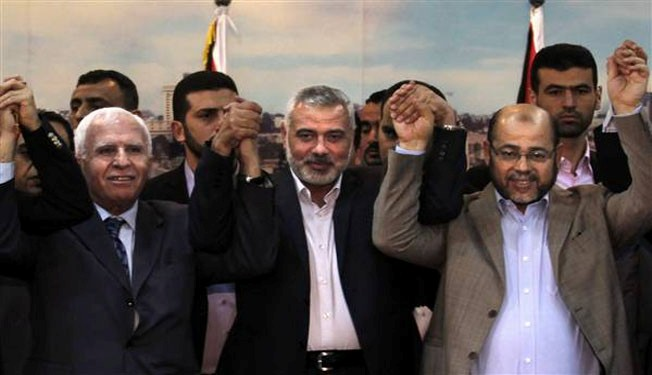 Photo of Iran hails Palestinian Fatah-Hamas unity deal