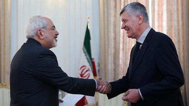 Iran has always stood by Bosnia, its people