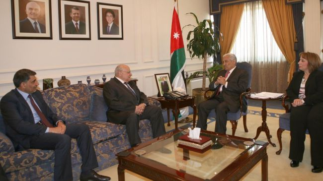 Jordan, Egypt, Iraq discuss building joint railway
