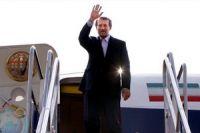 Photo of Iran Majlis Speaker Ali Larijani arrives in Minsk
