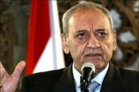 Lebanese speaker warns US against interference in presidential election