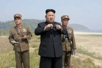 Photo of North Korea says army must develop to be able to beat U.S.