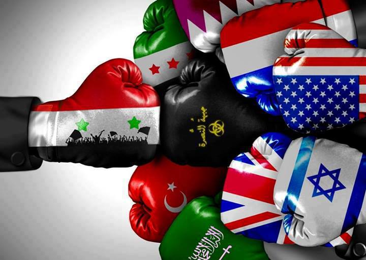 """Photo of Syria: """"US, Turkey, Israel, S.arabia responsible for previous and potential massacres, chemical weapons"""""""