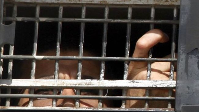 Palestinian on hunger strike over solitary confinement