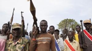Piles of bodies left after S Sudan massacre