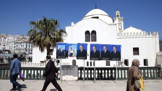 Presidential polls open in Algeria
