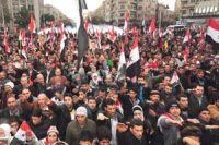 Pro-govt. rallies held across Syria