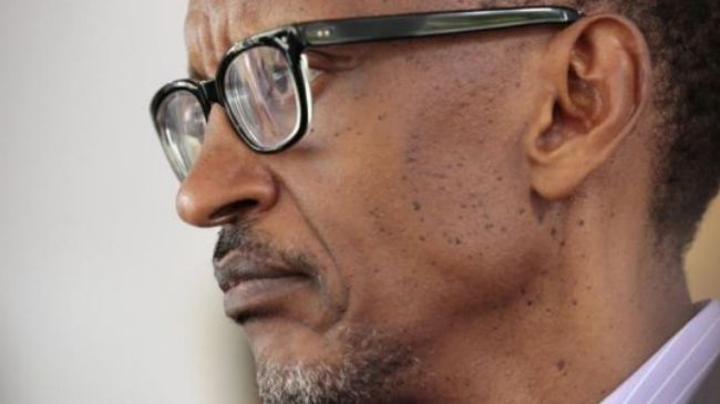 Rwandan president blasts France over genocide