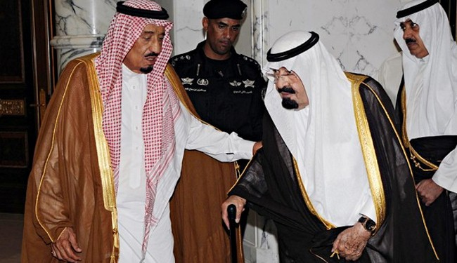 Photo of Zionist Servant Saudi government is showing signs of nervousness on Syria