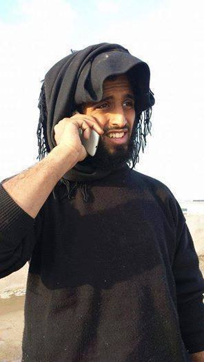 Photo of Saudi terrorist Abu Rana Jazrawi was killed by Syrian Army