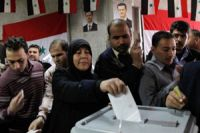 Syria after 'free, transparent' election