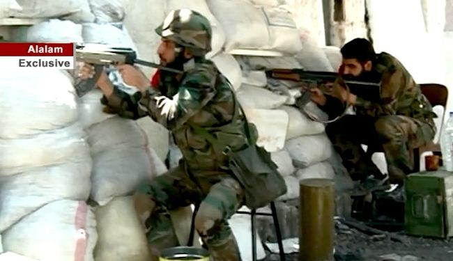 Photo of Syria army advances in Homs, kills many militants