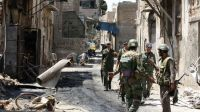 Photo of Victorious Syrian Army conducts operations