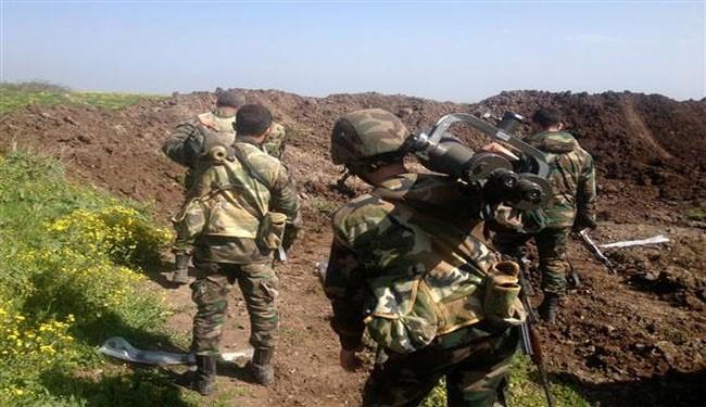 Syria army retakes town of al-Sarkha in Qalamoun