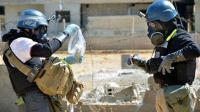 Syria has rid of chemical arms