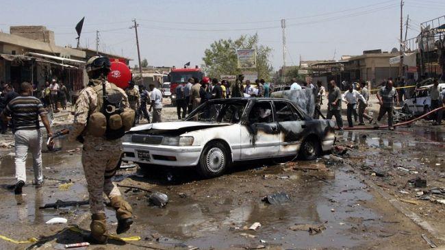 Terrorist attacks in Iraq leave 24 people dead