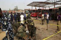 Twin bomb blasts kill 71, injure 124 in Nigeria