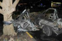 Photo of Brutal Bahraini Regime started car bomb attack to create more chaos in Bahrain