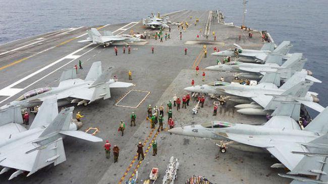 US harbors hegemony from China to Europe