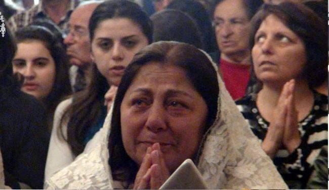 Photo of Christians flee Syria's Kessab, Armenia accuses Turkey