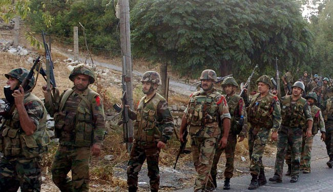 Photo of Fighting rages in Syria's Latakia as army advances