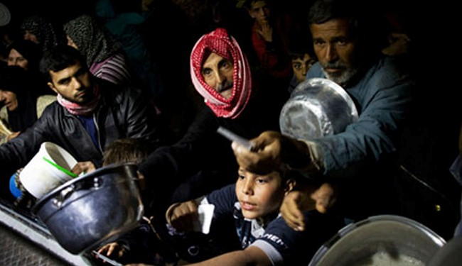 UN: Millions of Syrians in danger of food drought