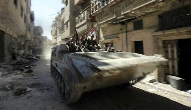 Syrian army steps up battle for Rankus, kills many Nusra terrorists