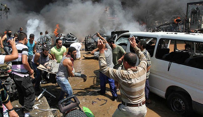Lebanese army arrests Syrian leader of car-bomb ring