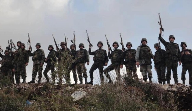 Photo of 'Syrian army in control of 90% of Lebanon-Syria border area'