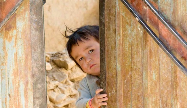 Afghan children victims of US deadly legacy in their country