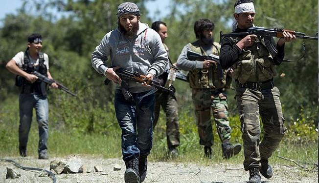 Syria terrorists major threat to UK security