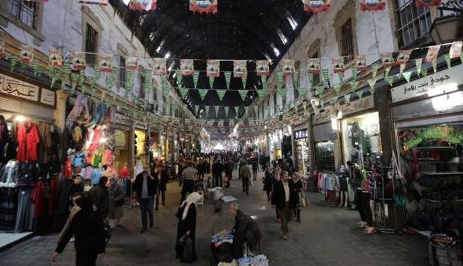 'Economic rebound of war-torn Syria takes 30 yrs'