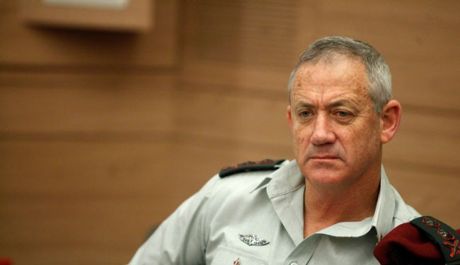 Israel military chief voices fear of Hezbollah threat