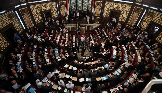 Photo of Syria to announce date of presidential vote next week