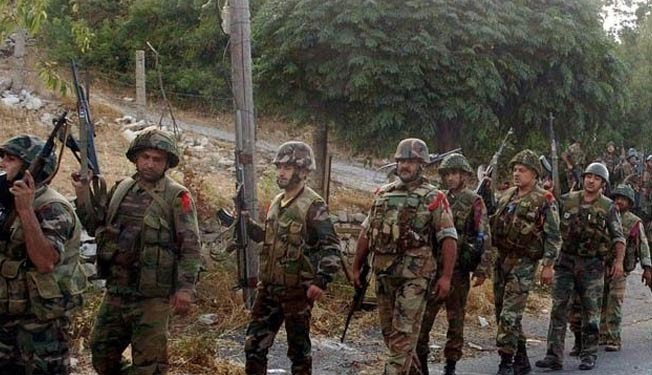 Photo of Syrian army stages massive operation in Homs