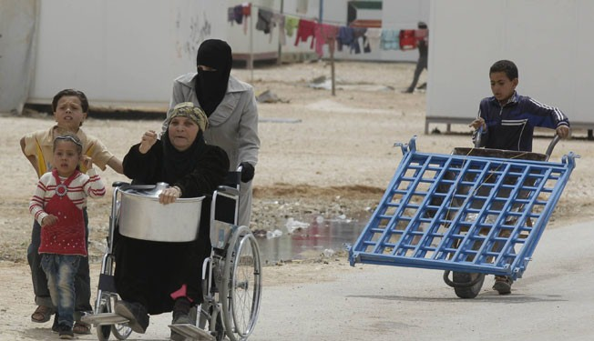 Photo of Syria refugees face growing challenges in Jordan urban areas