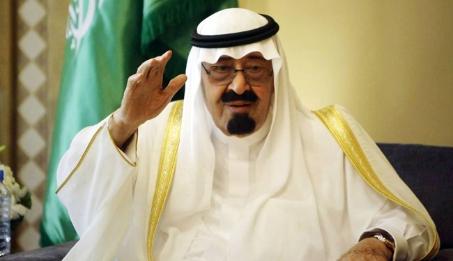 Saudi monarch on death bed with cancer: Opposition