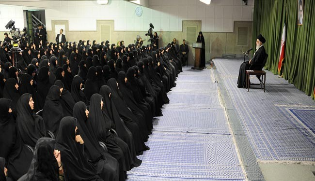 Leader slams Western version of woman rights as flawed