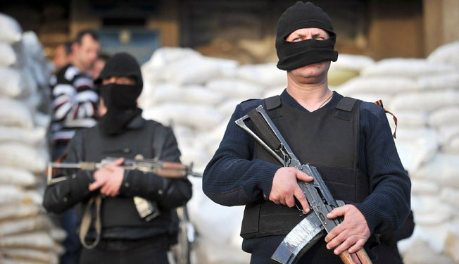 'Deadly shootout' in east Ukraine shatters Easter truce