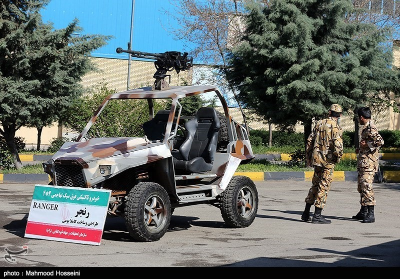 Iranian Army unveils new defense equipment: Pictures