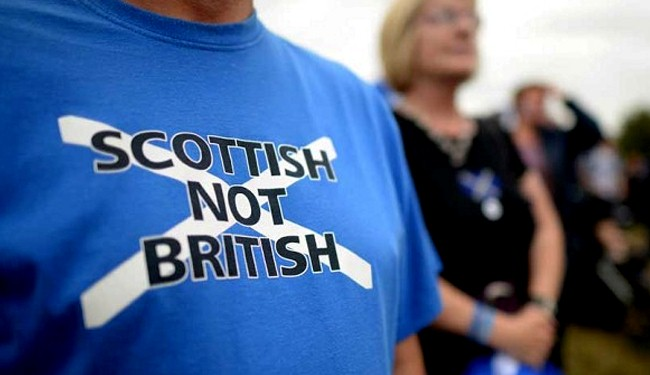 Yes votes increasing for Scotland leaving UK: Polls
