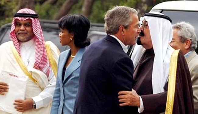 Photo of Obama asked Riyadh royals to remove 'Bandar Bush' :Report